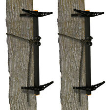 Muddy Outdoors Peg-Pack Series Pro Climbing Stick w/Rope Cam Attachment (8 Pack)