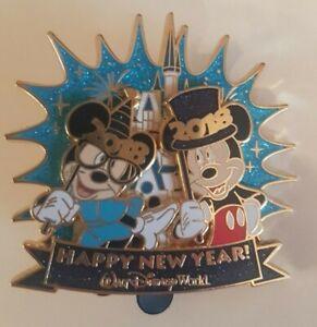 Pin's Disney MICKEY & MINNIE en Edition Limitée LE 2000