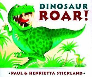 Dinosaur Roar! by Paul Stickland; Henrietta Stickland