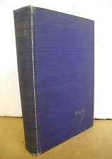 Eric Gill Autobiography 1941 Hardcover First Edition