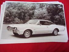 1967 OLDSMOBILE CUTLASS SUPREME  COUPE   11 X 17  PHOTO   PICTURE