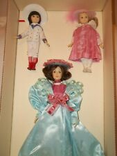 """Suzanne Gibson """"Gay 90's"""" Mother & Family Limited Edition Doll Set Original Box"""