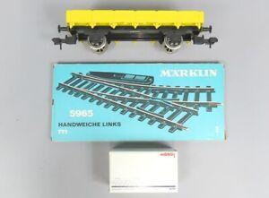 W 78531 Sammlung interessanter Märklin Spur 1 Eisenbahnartikel