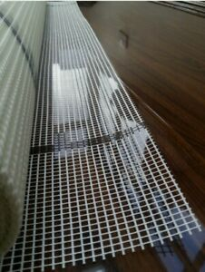 Fibre Glass Rendering Render Mesh 1 x 50sqm (total roll) 160g/m2 4x4 (FREE POST)