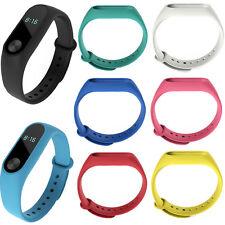 Original Xiaomi Mi Band2 Silicon Wrist Strap WristBand Bracelet Replacement Pink