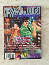 Raijin Comics Issue 5-10