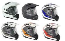 Stealth Motorcycle Dirt Bike Road Off road All Adventure HD009 Motocross Helmet