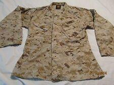 USMC Marpat Desert Camouflage Jacket Blouse Small Short
