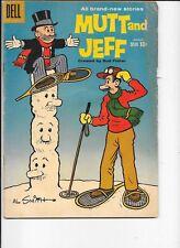 Mutt and Jeff  #107