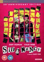 Nuovo Sid E Nancy - Anniversario Edizione DVD