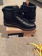 Men's Timberland Boots, Black, Size 11