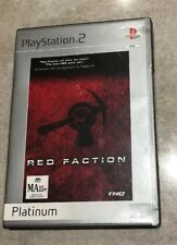 Red Faction PS2 Complete