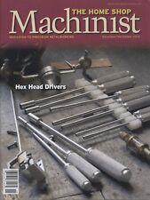 Home Shop Machinist Magazine Vol.32 No.6 November/December 2013