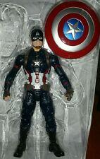 Marvel Legends Baf Figure 6 Inch Loose Giant Man Captain America Civil War