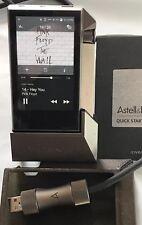 Astell & Kern AK240 Portable High-Resolution Digital Music Player 256 GB +PEM12
