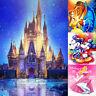 5D DIY Full Drill Diamond Painting Cross Stitch Embroidery Painting Disney Decor