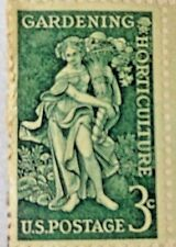 United States 3 Cent Gardening Horticulture US Postage Stamp