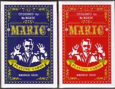 Rare Bicycle Mr. Maric of Japan Playing Cards, 2 Decks!