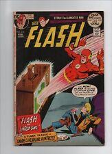The Flash #212 - In Cartoon Land! - (Grade 7.0) 1972