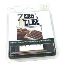 Zero Glide Slotted Zero Fret Nut Kit for for Gibson® Les Paul/SG Guitar ZS-1