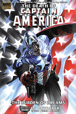 Death of Captain America Vol 2 by Brubaker, Epting & Guice HC 2008 Marvel OOP