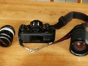 Analog Kamera Canon A1