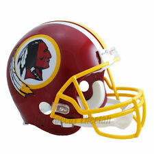 WASHINGTON REDSKINS 1982 THROWBACK NFL AUTHENTIC FOOTBALL HELMET