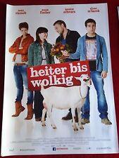 Heiter bis wolkig Kinoplakat Filmplakat A1 Poster Elyas M'Barek
