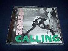 London Calling - The Clash 1999 UK  Remastered CD  Near Mint Condition FREE Ship