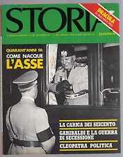 storia illustrata - numero speciale settembre 1977 - il terrorismo