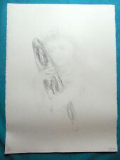 Geste D'Amour Lithographie von Jean Moulin Grossformat Ref 302762236161