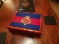 Grenadier Guards premium military medals and memorabilia box Perfect Gift