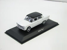 Seat 1400C 1960 Black and White 740090 Norev 1:43