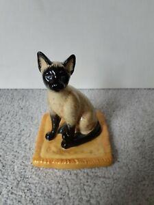 Siamese Cat  Figurine - Royal Doulton Animals Collection 2003   RDA 20