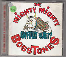 THE MIGHTY MIGHTY BOSSTONES - awfully quiet CD