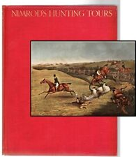 19th Century England Fox Hunting Riding Nimrod's Hunting Tours 24 Color Plates