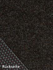 Rasenteppich Kunstrasen Comfort dunkel braun 200x650 Cm