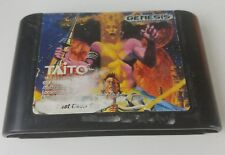 Saint Sword (TAITO) Sega Genesis Game only - RARE - Tested and Works - AUTHENTIC