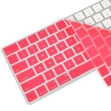 Pink Apple Magic Silicone Keyboard skin for Magic Keyboard MLA22LL/A  US ENGLISH