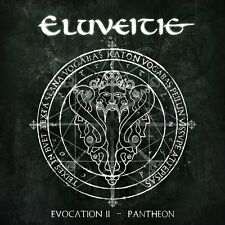 ELUVEITIE	Evocation II - Pantheon 2 CD SET (18THAUG)NEW/MINT