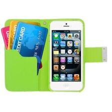 Fundas y carcasas color principal multicolor de piel para teléfonos móviles y PDAs Apple