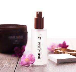 Herstyler Fast Growing Hair Repair Serum With Pure Argan Oil & Aloe Vera 60ML