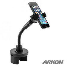 "Arkon Mobile Grip 2 MG223 5"" Cup Holder Car Mount for Apple iPhone 6s Plus 6 PL"