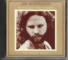 Jim Morrison MUSIC BY THE DOORS THE GHOST SONG promo cd