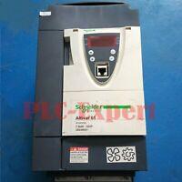 1PC Used Schneider ATV61 inverter ATV61HU75N4 7.5KW 380V Tested Fully