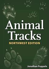 Nature's Wild Cards: Animal Tracks of the Northwest by Jonathan Poppele (2017)
