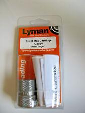 Lyman 7832330 9mm Luger Pistol Max Cartridge Gauge