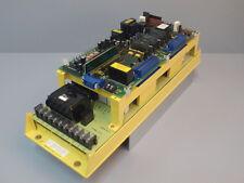 A06B6058H005  FANUC  A06B-6058-H005 / SERVO AMPLIFIER VARIATEUR D'AXE  USED