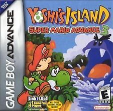 Super Mario Advance 3: Yoshi's Island - Game Boy Advance - Complete in Box!- E5R