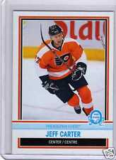 JEFF CARTER 09/10 OPC O-PEE-CHEE Retro #90 FLYERS Hockey Card Parallel